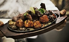 Sizzling Mixed Grill