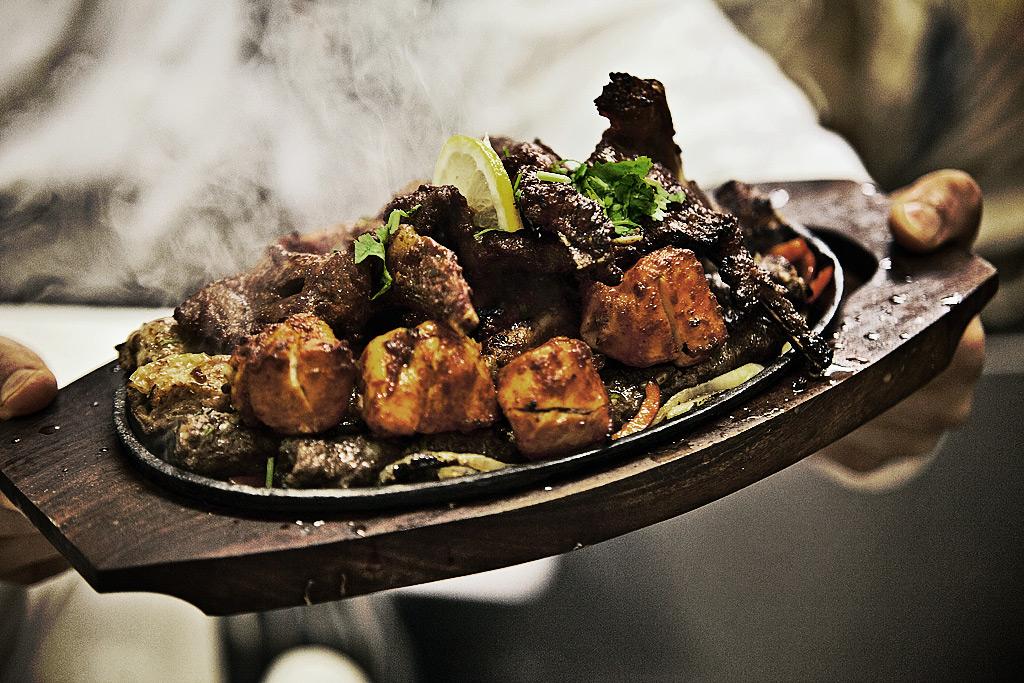 Hot Plate Restaurant Menu